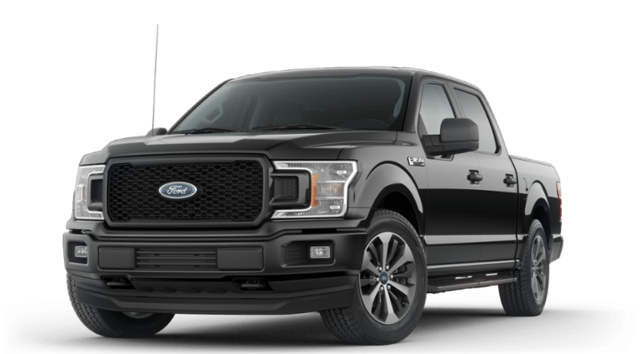 New Ford vehicles 2019 Ford F-150 STX Truck SuperCrew Cab for sale near you in Annapolis, MD